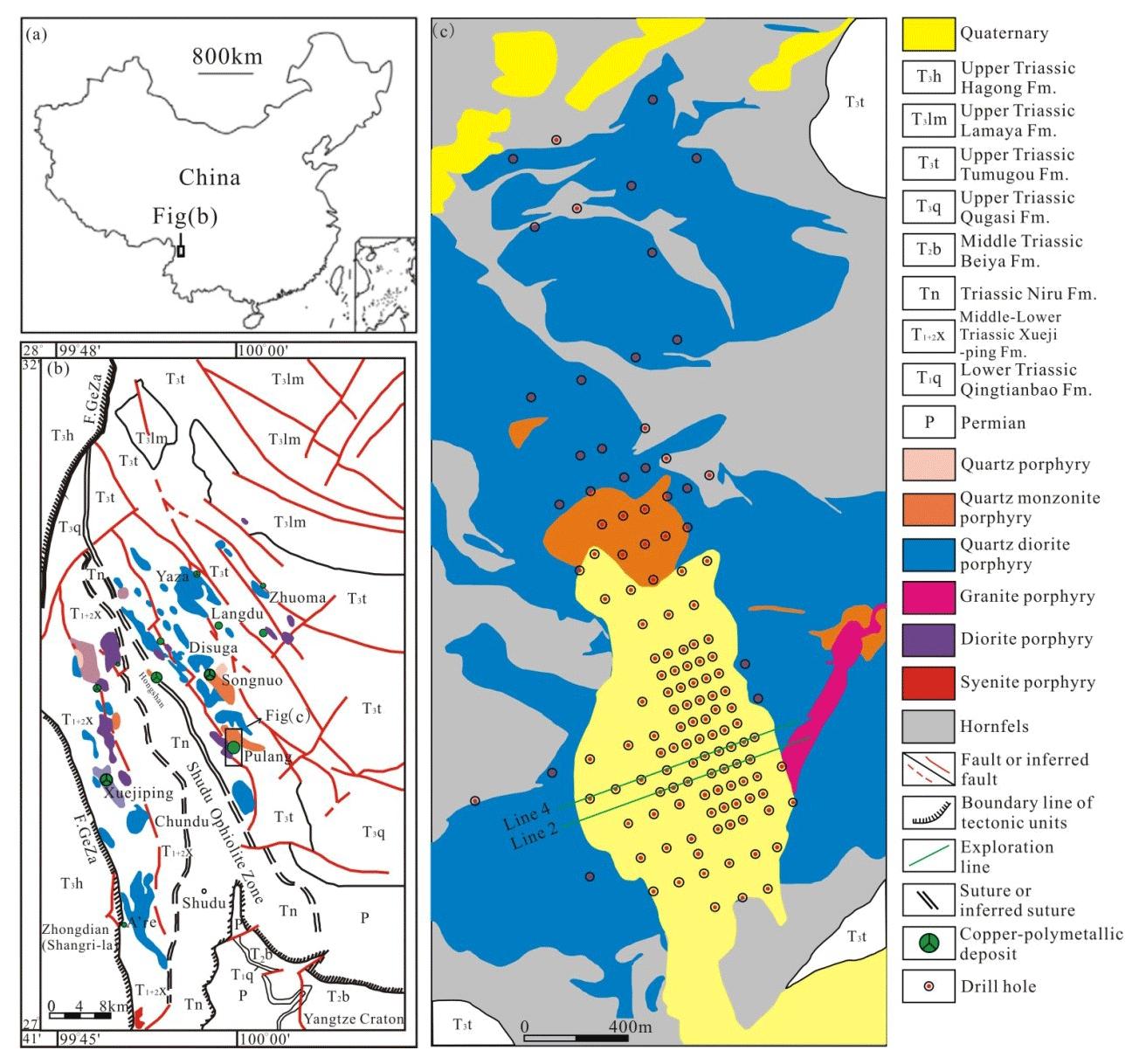 NPG Application of fractal models to delineate mineralized